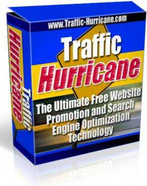 Product picture Build A Whirlwind Of Targeted Web Traffic to Your Site! MRR