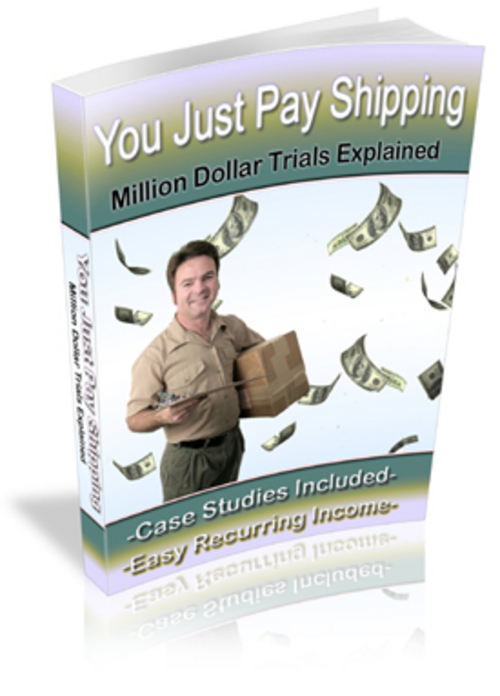 Product picture How To Leverage Shipping Costs into Massive Profits with MRR