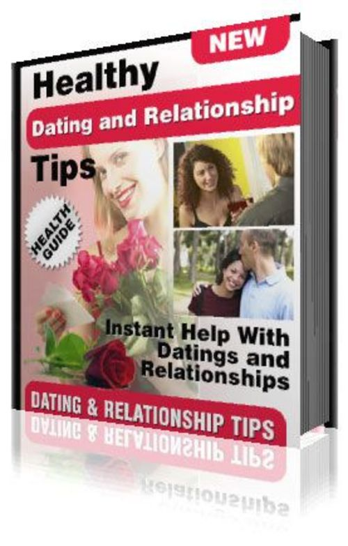 Product picture Guide to Healthy Dating  eBook Marketing Kit - HOT!