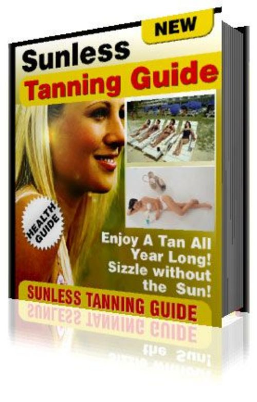 Product picture The Sunless Tanning Guide eBook Marketing Kit